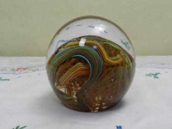 Glass Paperweight - glass - 1960