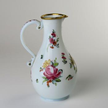Glass Jug - milk glass - 1780